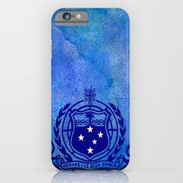 Manu Samoa iPhone Case