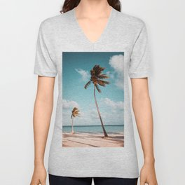 Dominican Republic #society6 #decor #buyart Unisex V-Neck