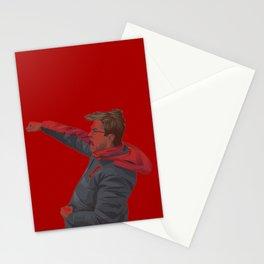 Klopp Celebrating Stationery Cards