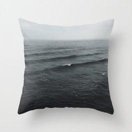 Surf #3 Throw Pillow