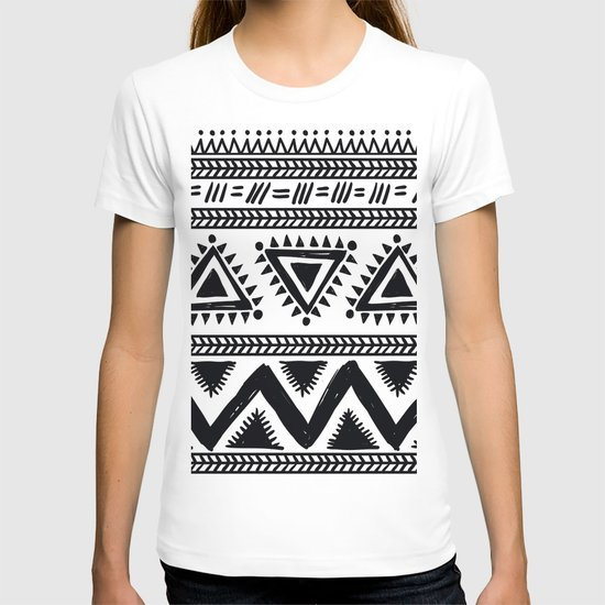 Tribal black and white by mmartabc