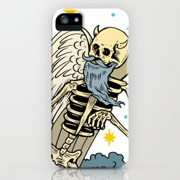 To heaven iPhone Case