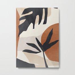 Abstract Art 49 Metal Print