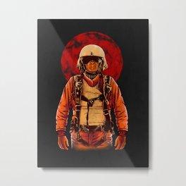 parachutist Metal Print
