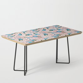 Birds in Spring Coffee Table