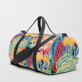 Fungi World (Mushroom world) - BKBG Duffle Bag