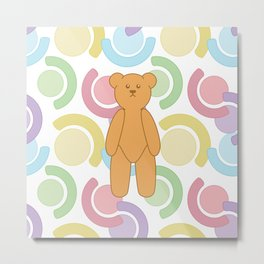 Teddy Bear Bonanza Metal Print
