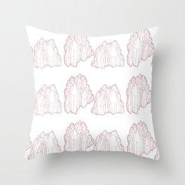 Stagnant Throw Pillow