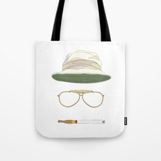 Movie Icons: Fear and Loathing in Las Vegas Tote Bag