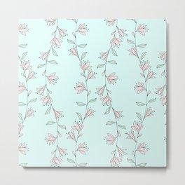 Blossom / Pattern Metal Print