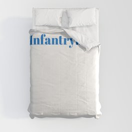 Top Infantryman Comforters