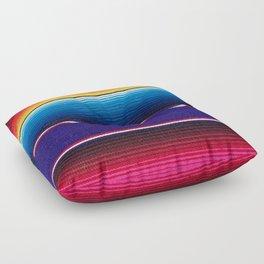 Serape of Mexico Floor Pillow