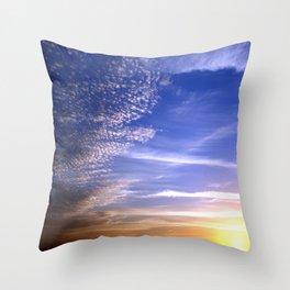 Sharm Sunrise 6 Throw Pillow
