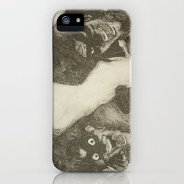 Clopin Trouillefou, The Hunchback of Notre Dame iPhone Case