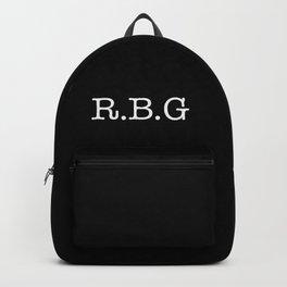 RBG - Ruth Bader Ginsburg Backpack