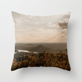 Sugarloaf Mountain Throw Pillow