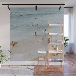 lets surf iii Wall Mural