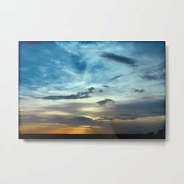 Symphony For The Eyes Metal Print