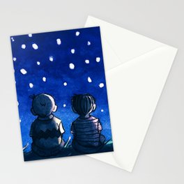 Now let's go inside, I'm beginning to feel insignificant.  Stationery Cards