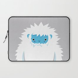 Kids Room Yeti – Illustration for the sleeping room of girls and boys Laptop Sleeve