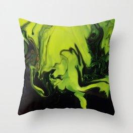 Photon Storm Throw Pillow
