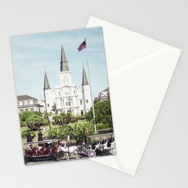 Jackson Square Stationery Cards