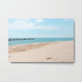 AFE Toronto Island Beach4 Metal Print