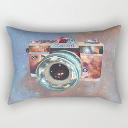 SPACE CAN0N Rectangular Pillow