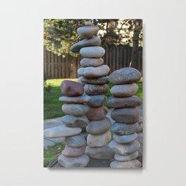 Equilibrium I Metal Print