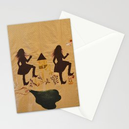Marching Along Stationery Cards