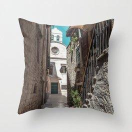 Sibenik 1.5 Throw Pillow