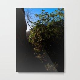 Anasazi Canyon Sunset Metal Print