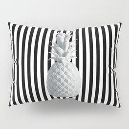 Black and White Anana   #society6   Pineapple Pillow Sham