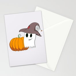 Ghostie's Prize Pumpkin Stationery Cards