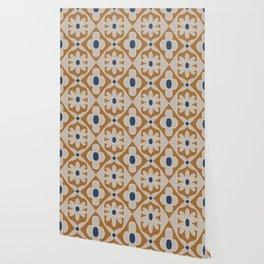 Bold Bohemian Tile Pattern  Wallpaper