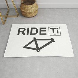 Ride Titanium Rug