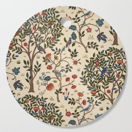 "William Morris ""Kelmscott Tree"" 1. Cutting Board"