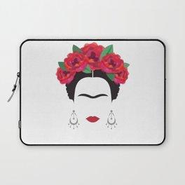 Frida eyebrowns Laptop Sleeve