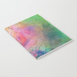 Psychedelic Trippy Ganesh Notebook