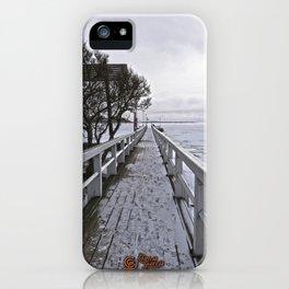 Frozen Finland iPhone Case