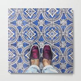 Art Beneath Our Feet - Ancona, Italy Metal Print