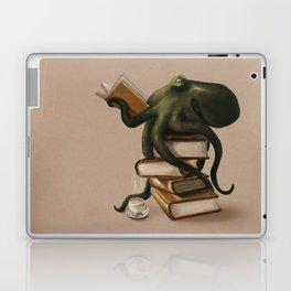 Well-Read Octopus Laptop & iPad Skin