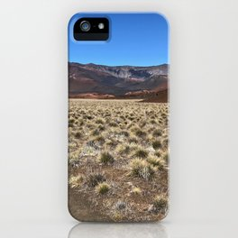Haleakala Trail iPhone Case