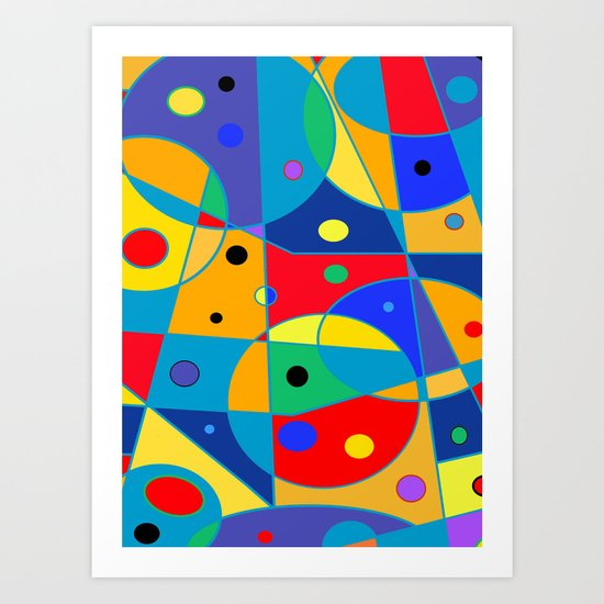 Abstract #69 by rockettgraphics