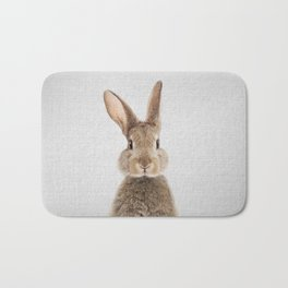 Rabbit - Colorful Badematte