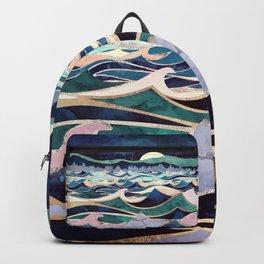 Moonlit Ocean Backpack