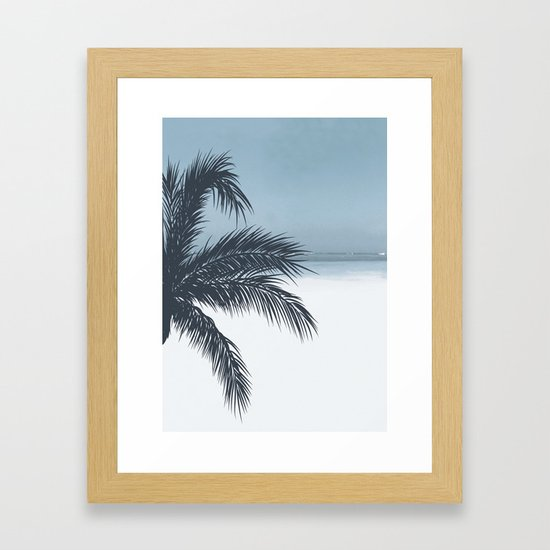Palm and Ocean by andreas12