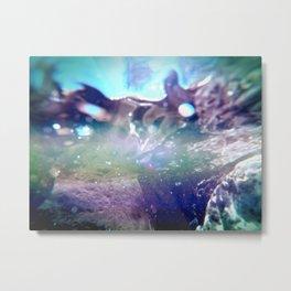 Aqua 19 Metal Print