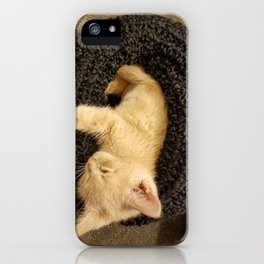 Knocked out iPhone Case