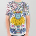 Owl Kingdom in white by annabelthos